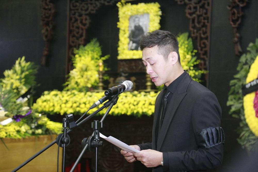 'Đường tới ngày vinh quang' vang lên, cả nhà tang lễ rơi nước mắt tiễn biệt Trần Lập 11