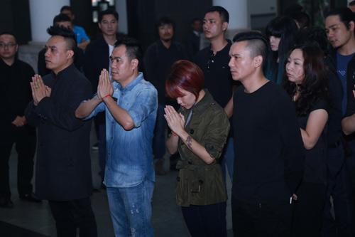Nghệ sĩ Việt nén đau thương tiễn đưa Trần Lập 11