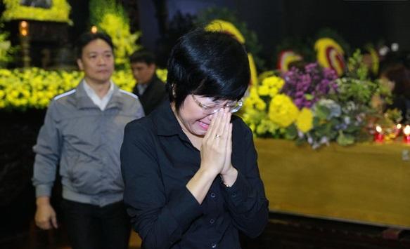 Nghệ sĩ Việt nén đau thương tiễn đưa Trần Lập 2