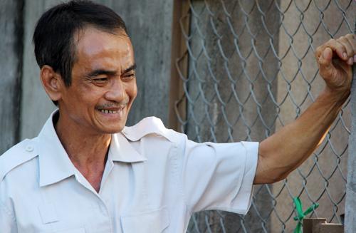 """""""Người tù thế kỷ"""" Huỳnh Văn Nén bị tai nạn, chấn thương sọ não 1"""