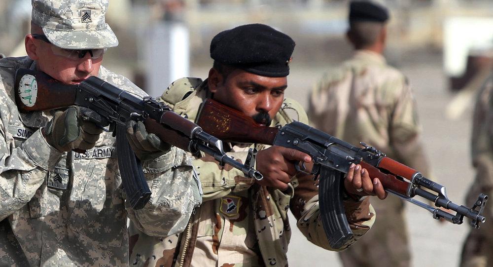 Báo Nga: Mỹ tiếp tục nói dối về số binh sĩ trên đất Iraq 1