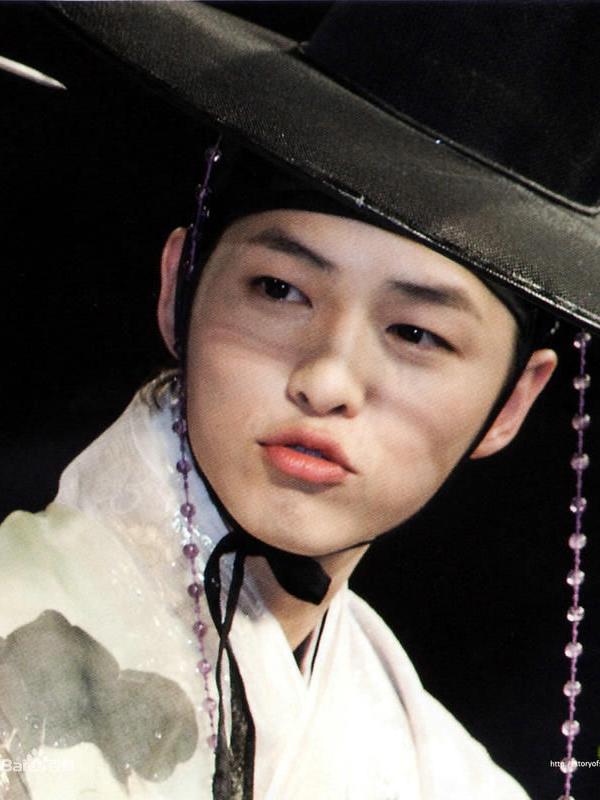 Song Joong Ki và con đường trở thành hoàng tử màn ảnh châu Á 2