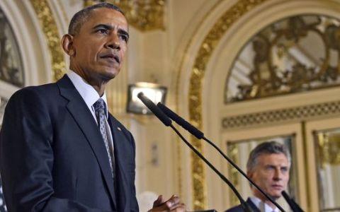 Tổng thống Obama cam kết dốc toàn lực giúp Bỉ chống khủng bố 1