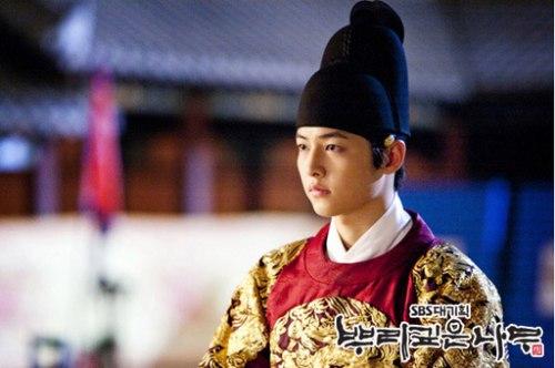 Song Joong Ki và con đường trở thành hoàng tử màn ảnh châu Á 5