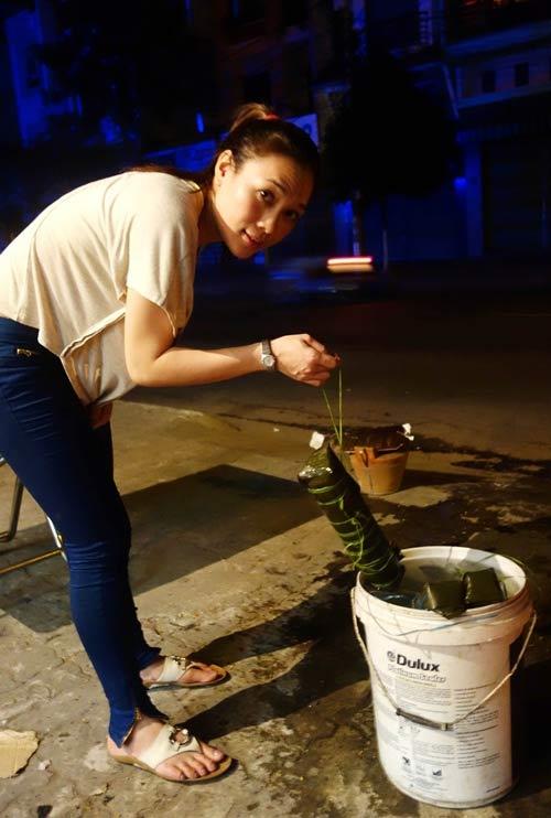 Những hình ảnh đời thường chân quê của Hoài Linh, Mỹ Tâm 5