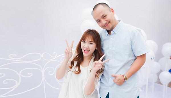 Hari Won chúc mừng Tiến Đạt vượt qua 8 năm đau khổ của tình yêu 4
