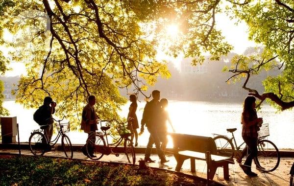 Thời tiết hôm nay 26/3: Hà Nội ngày nắng đẹp nhưng vẫn rét 1