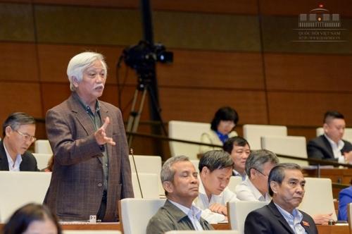 Đại biểu Quốc hội trăn trở khi 'biển Đông vẫn chưa ngừng gợn sóng' 2