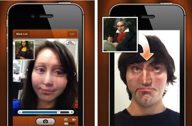 Ứng dụng Face Stealer giúp bạn hóa thân thành người nổi tiếng 1