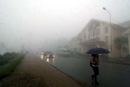 Dự báo thời tiết ngày 29/3: Bắc Bộ trời rét, sương mù 1
