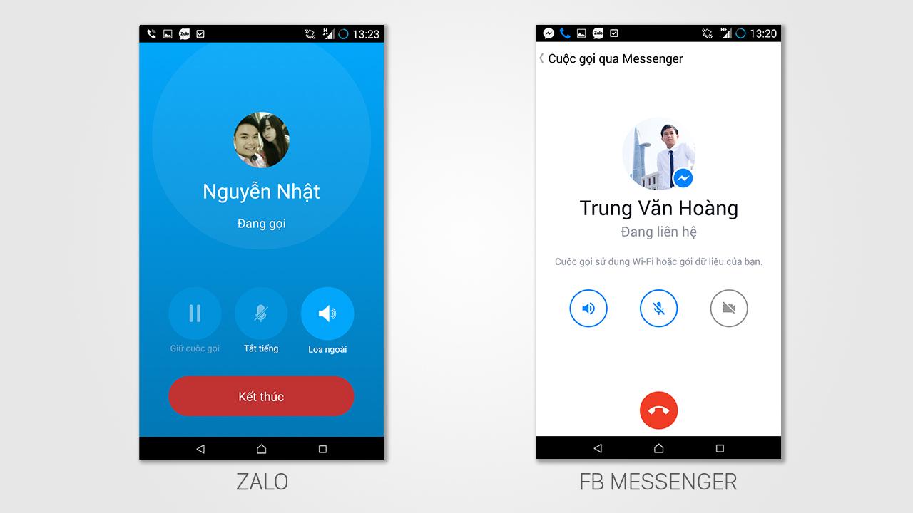 So sánh Zalo vs Messenger: Đâu là ứng dụng nhắn tin miễn phí tốt nhất? 5