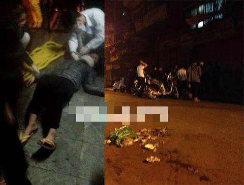Sự thực thông tin thiếu nữ bị đánh hội đồng ngất xỉu trong đêm ở Hà Nội 1