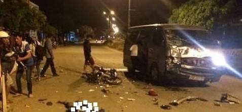 Đâm trực diện ô tô khách, nam thanh niên tử vong tại chỗ 1