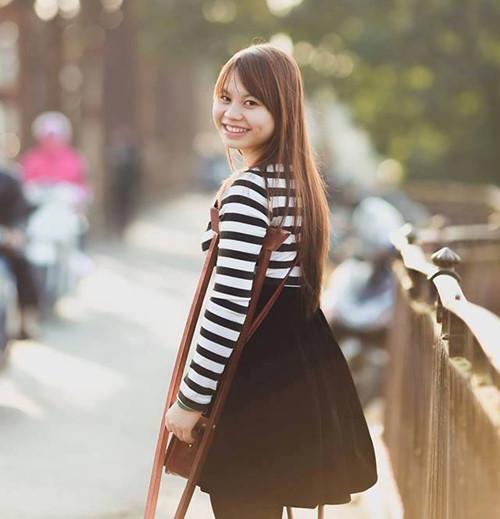 Cô gái một chân 'tự sướng' cùng nụ cười rạng rỡ khiến dân mạng tan chảy 5