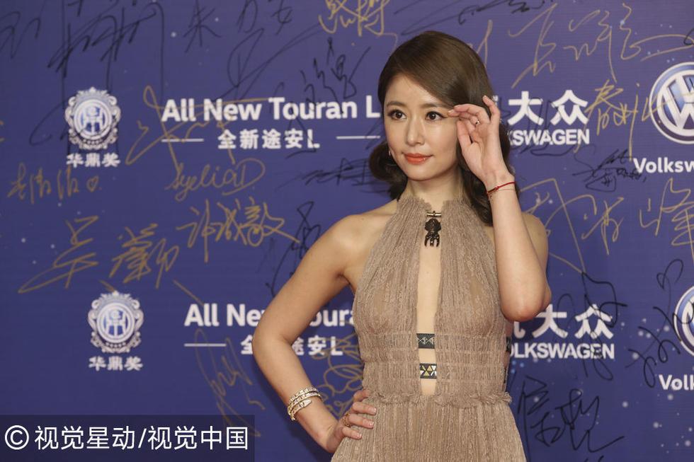 Lâm Tâm Như gợi cảm khi diện chiếc váy cut-out 6