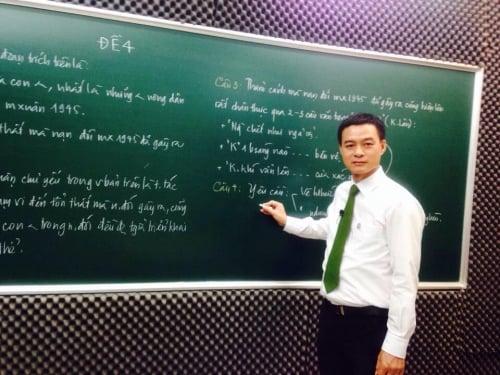 Bài hát của cố nhạc sĩ Trần Lập vào đề thi Văn 1