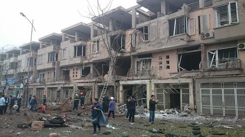 Công an Hà Nội kêu gọi cung cấp thông tin liên quan vụ nổ ở Hà Đông 1