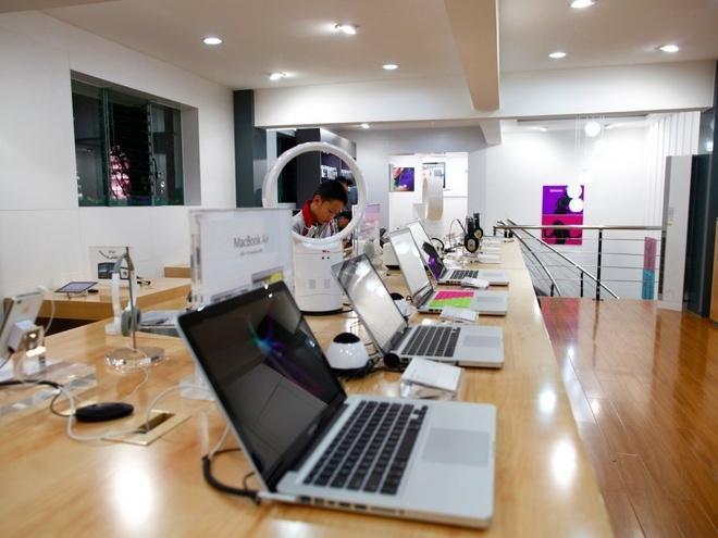 Cửa hàng Apple nhái mọc nhan nhản ở Trung Quốc 3