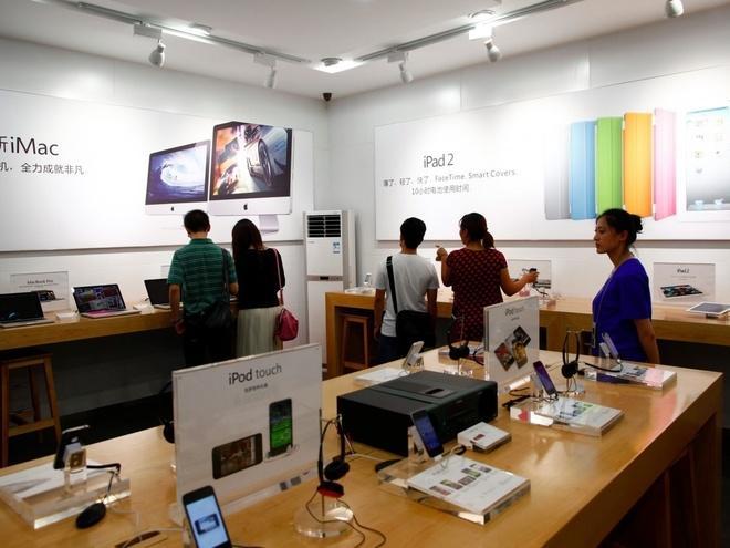 Cửa hàng Apple nhái mọc nhan nhản ở Trung Quốc 4