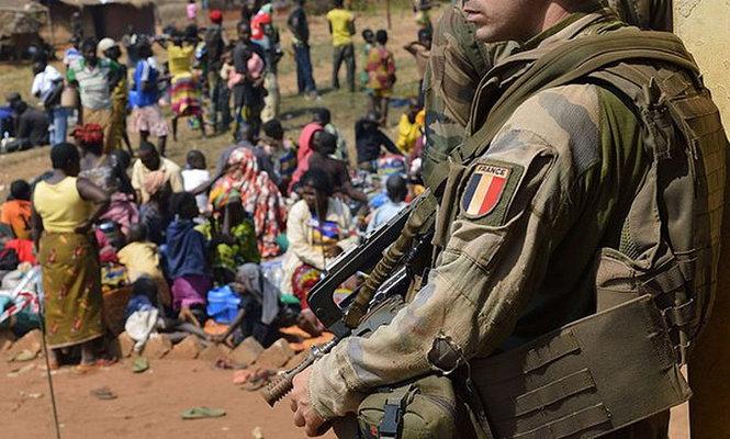 Lính Liên Hợp Quốc bị tố lạm dụng tình dục hàng trăm trẻ em gái 1