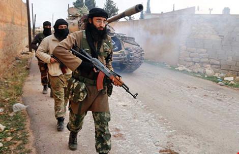 Nga tố Thổ Nhĩ Kỳ tuồn vũ khí cho IS 1