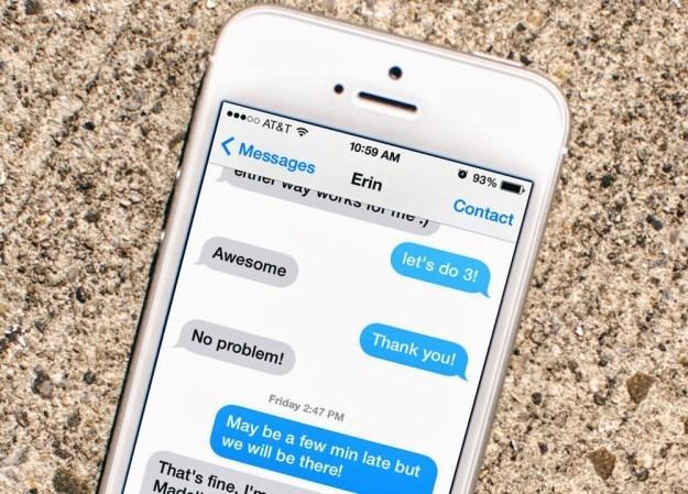 Tin nhắn 'iMess' trên iPhone bị hack một cách dễ dàng 3