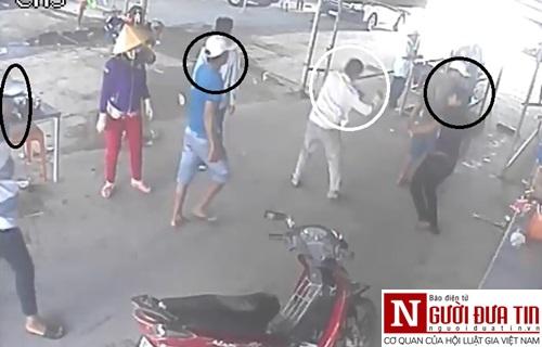 Côn đồ được 'bảo kê' ngang nhiên tấn công du khách ở KDL Nhà Mát, tỉnh Bạc Liêu? 4