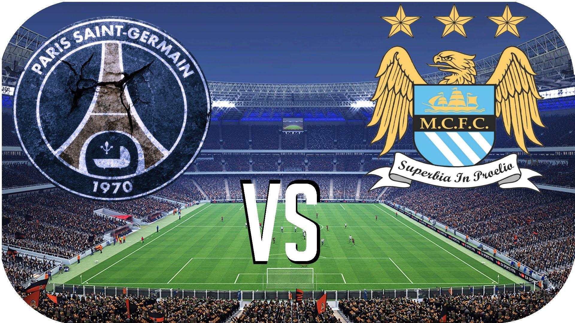 Kết quả trận đấu PSG vs Man City - lượt đi tứ kết Champions League 1