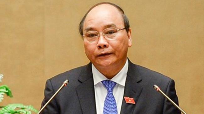 Ông Nguyễn Xuân Phúc được đề cử làm Thủ tướng 1