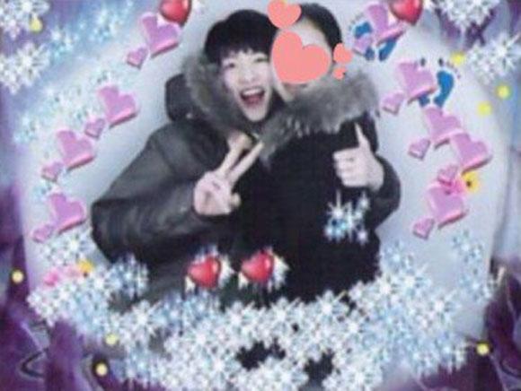 Lộ ảnh Song Joong Ki ôm ấp bạn gái cũ 2