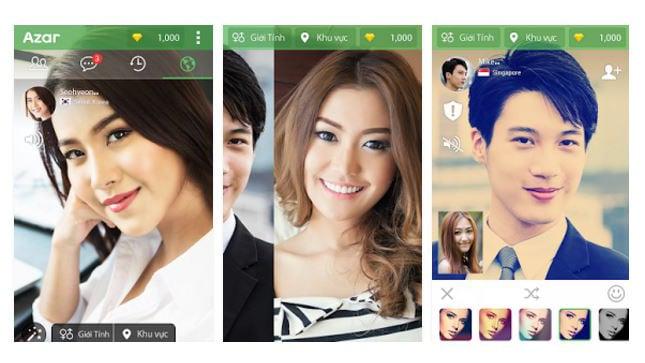 Hình ảnh Ứng dụng chat video làm quen người lạ cực thú vị số 1