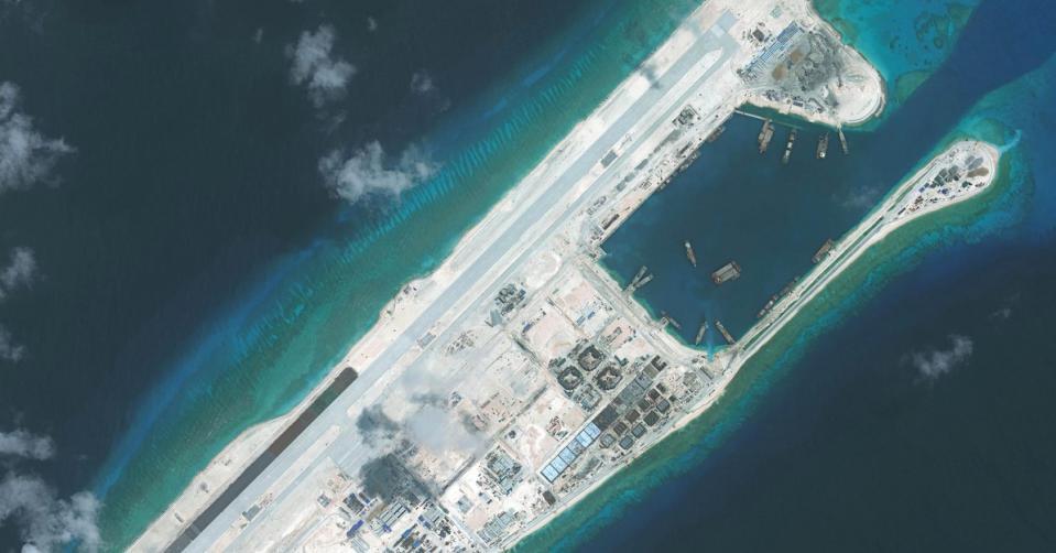 Tại sao Trung Quốc bất chấp tai tiếng, quyết gây hấn trên Biển Đông 1