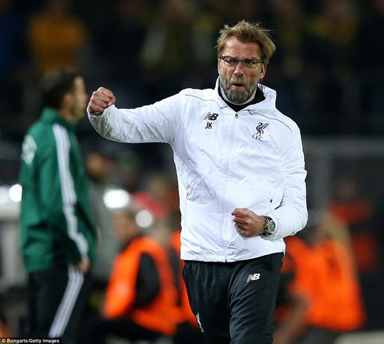 Ngày về ngọt ngào của Klopp, khi Liverpool cầm hòa đội bóng cũ Dortmund 1