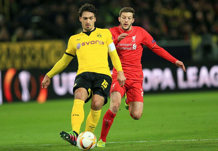 Ngày về ngọt ngào của Klopp, khi Liverpool cầm hòa đội bóng cũ Dortmund 3