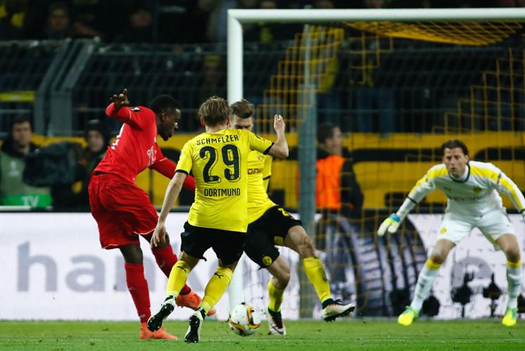 Ngày về ngọt ngào của Klopp, khi Liverpool cầm hòa đội bóng cũ Dortmund 4