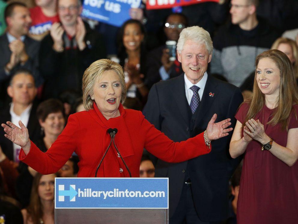 Lời cảnh báo gửi tới Trung Quốc của ứng viên Tổng thống Clinton 1