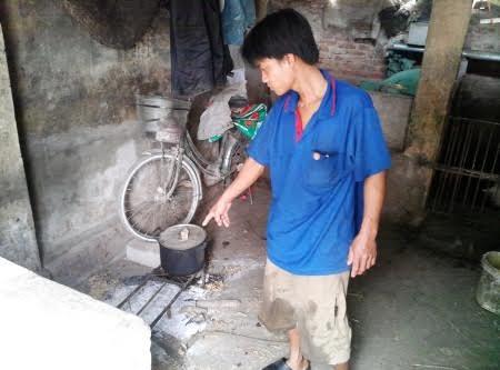 Hà Nam: Thịt chó bị tẩm thuốc chuột, 18 người may mắn thoát chết 1