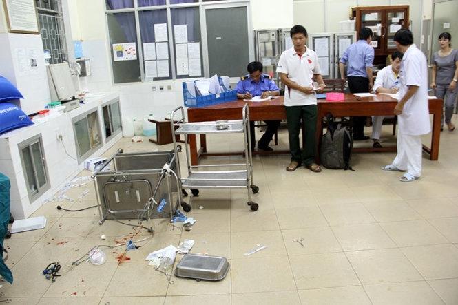 Từ vụ 'người lạ' vào viện truy sát bệnh nhân: 'Nên có công an tuần tra tại bệnh viện' 1
