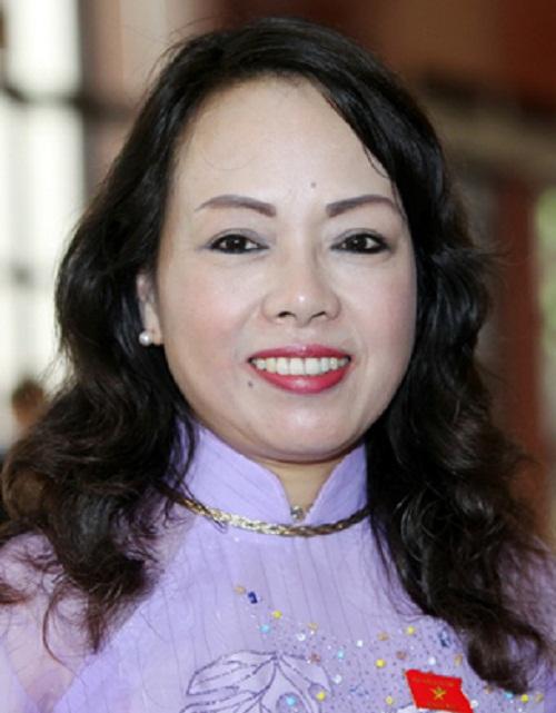 Bà Nguyễn Thị Kim Tiến tiếp tục đảm nhiệm chức Bộ trưởng Y tế 1