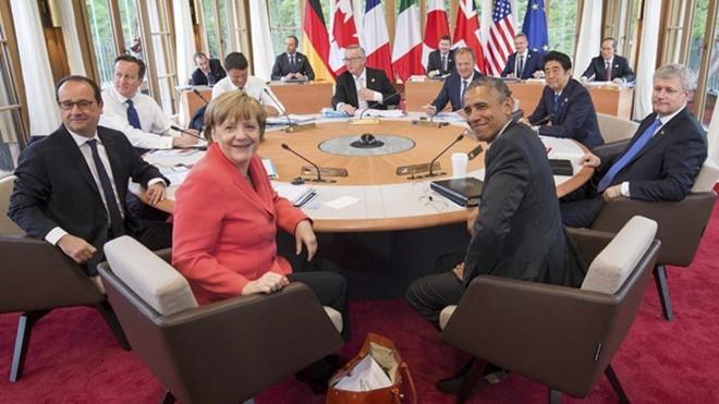Mỹ lờ Trung Quốc, quyết đưa Biển Đông vào thượng đỉnh G7 1
