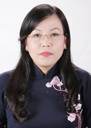 Hình ảnh 8 nữ lãnh đạo cấp cao Việt Nam 7