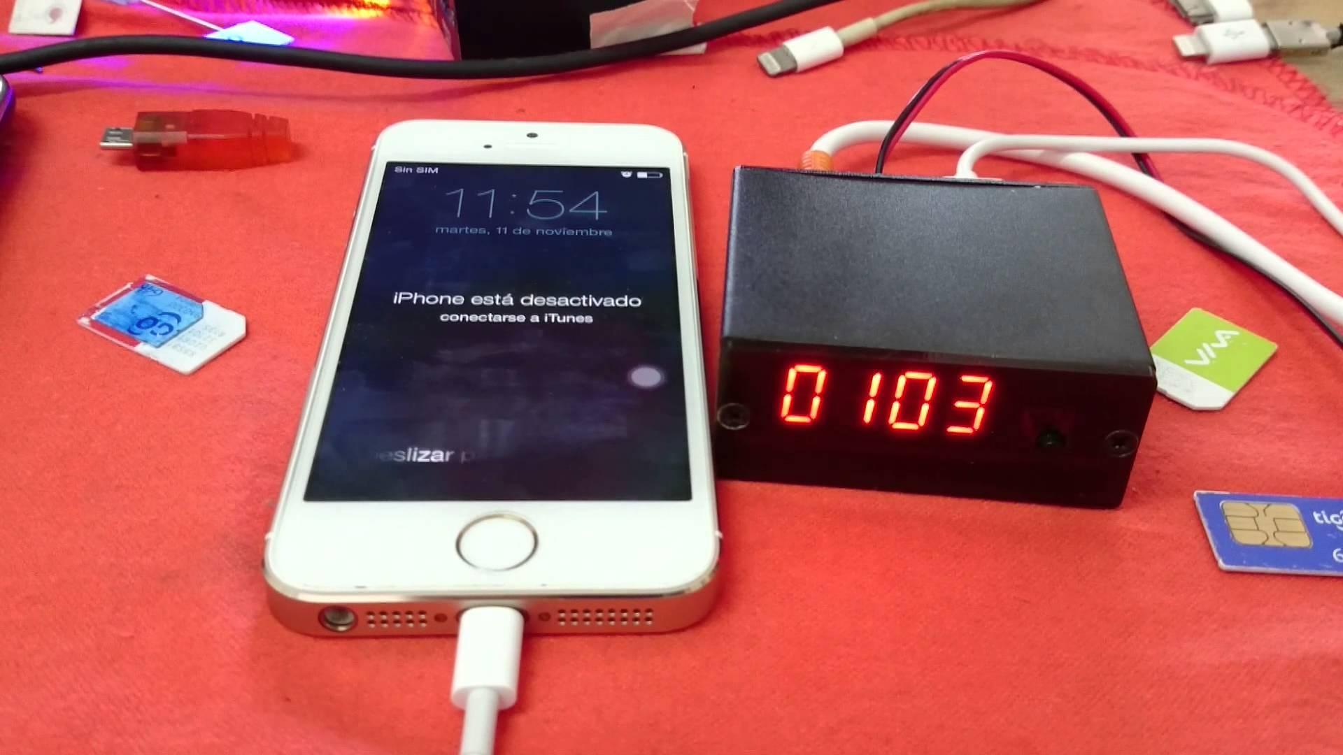 Mở khóa iPhone chỉ với 6 giây? 1