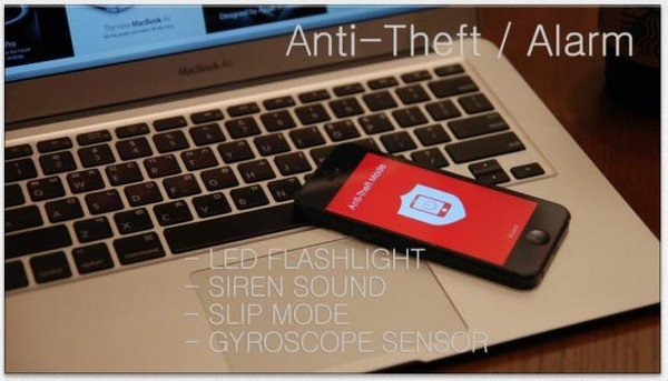 Hình ảnh 5 ứng dụng chống trộm iPhone cực hữu ích số 5
