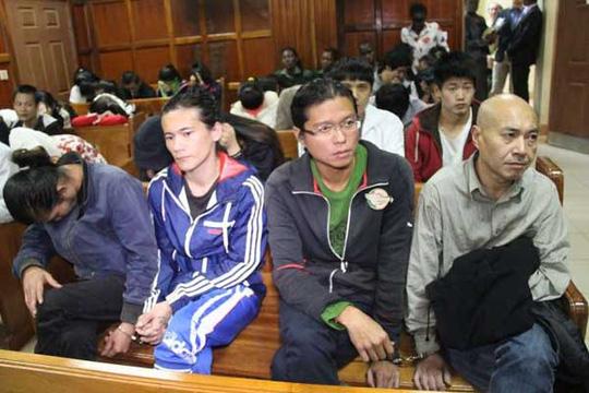 Đài Loan tố Trung Quốc 'bắt cóc' 8 công dân từ Kenya 1
