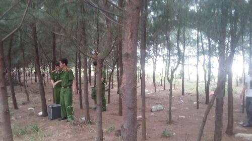 Không có tiền trả nợ, một phụ nữ treo cổ tự tử trong rừng 1