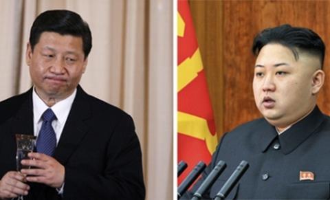 Khẩu chiến giữa Trung Quốc và Triều Tiên 1