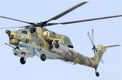 Rơi trực thăng Nga tham chiến tại Syria, 2 phi công thiệt mạng 1