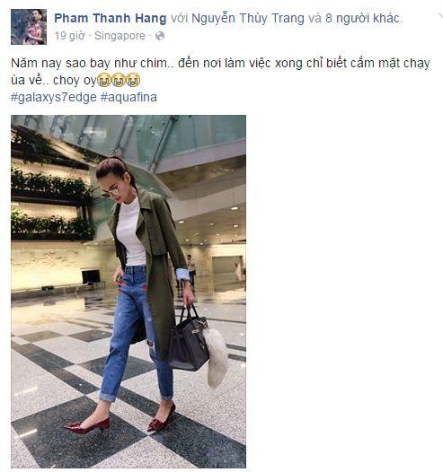 Facebook sao Việt: Hồ Ngọc Hà tái xuất xinh đẹp 11