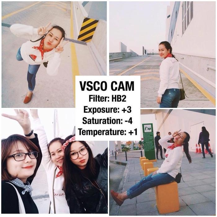 Hình ảnh Công thức ma thuật chỉnh ảnh đẹp mê hồn với ứng dụng VSCO Cam số 13