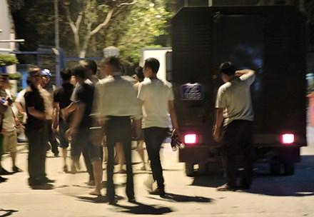 Bà Rịa - Vũng Tàu: Hàng trăm học viên cai nghiện phá trại, trốn vào rừng 1